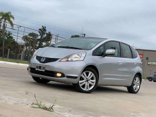 Honda Fit 1.5 Ex-l At 120cv 2009 Laufran Automotores