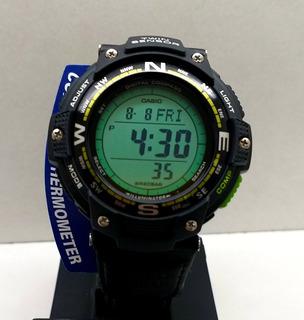Libre Compass En Mercado Pulsera Thermometer Reloj Relojes Casio 3Rq5Ac4Lj