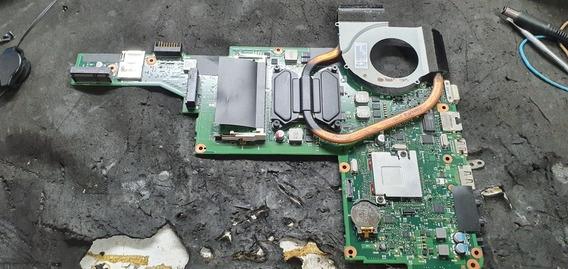 Placa Mãe Hp Dv5 2112br 6050a2313401 Mb - Intel
