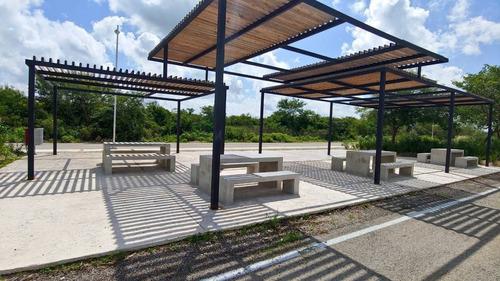 Imagen 1 de 9 de Venta De Lotes Residenciales En Privada - Carretera Conkal - Chicxulub