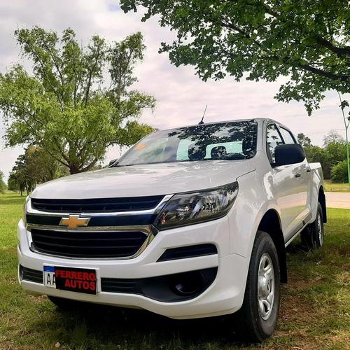 Imagen 1 de 15 de Chevrolet S10 2.8 Cd 4x2 Ls Tdci 200cv