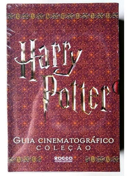Box Harry Potter - Guia Cinematográfico - Coleção 4 Livros