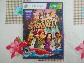 Juego Aventure Kinect Xbox 360
