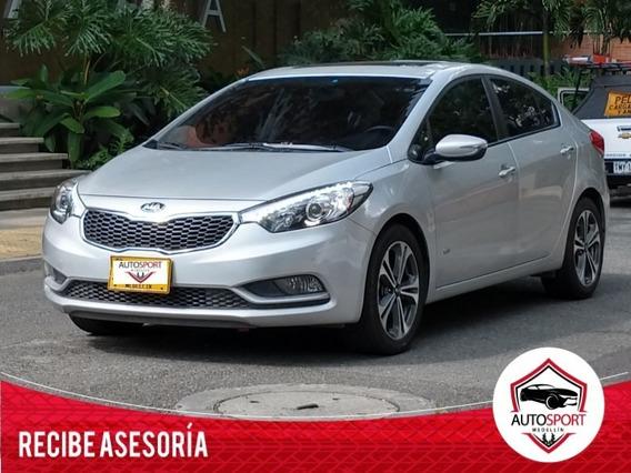Kia Cerato Pro Summa - En Autosport Medellín
