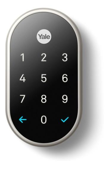 Cerradura Inteligente Nest Yale Lock Google * Instalacion *