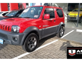 Jimny 1.3 4all 4x4 16v Gasolina 2p Manual 33000km