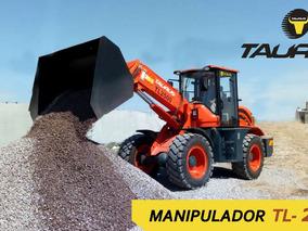 Manipulador Telescopico Taurus Tl 2500