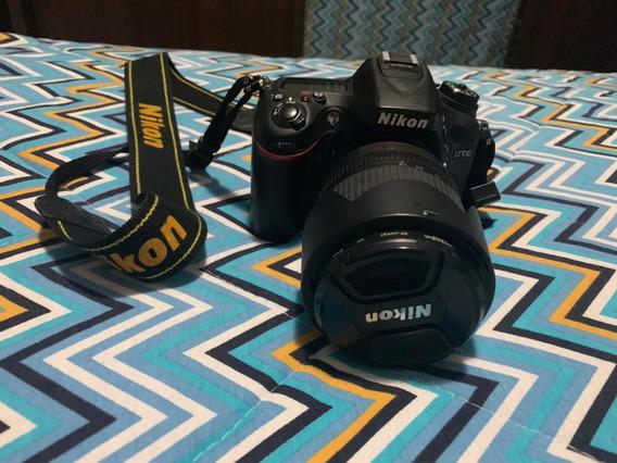 Máquina Fotográfica Nikon D7100