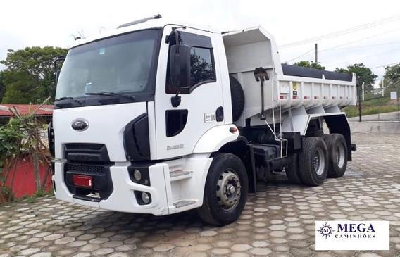Ford Cargo 2422 Cacamba Truck - Chipado