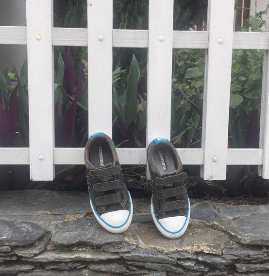 Zapatos Deportivos Converse Talla 13 Para Niños (usadas) N29
