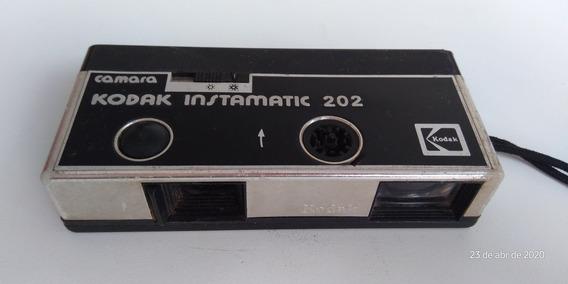 Câmera Fotográfica Kodak Instamatic 202