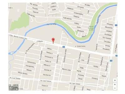 Terreno 40,000 Metros Avenida Benito Juarez Guadalupe Nuevo Leon