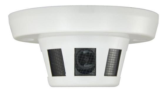 Camara Espia Oculta Camuflada Seguridad Cctv En Sensor Humo