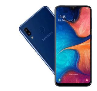 Samsung Galaxy A20 32gb // Nuevo Sellado Garantia 4 Tiendas