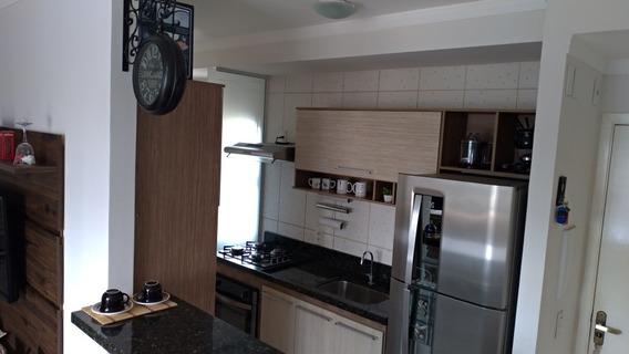 Apartamento 2 Dormitórios Condomínio Praça Ipê Branco Sumaré