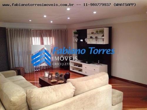 Apartamento Para Venda Em São Bernardo Do Campo, Jardim Do Mar, 4 Dormitórios, 4 Suítes, 5 Banheiros, 3 Vagas - 1171_2-439591