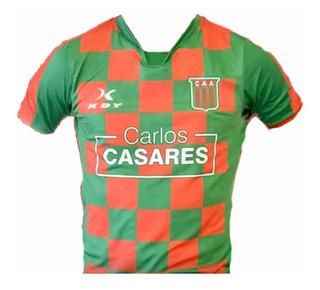 Camiseta Agropecuario Titular Temporada 2019