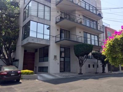 Cda San Antonio, Cd De Los Deportes Depa Amueblado Renta