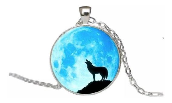Collar De Lobo + Brilla En La Oscuridad