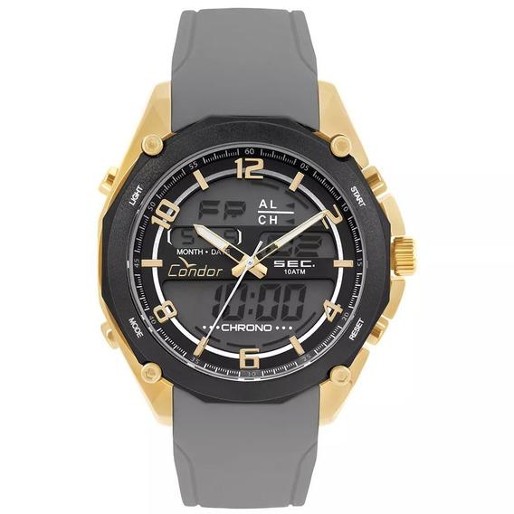 Relógio Condor Speed Masculino Coy121e6ad3p Cinza Promoção