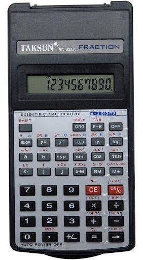 Calculadora Científica Faculdade Administração Contabilidade