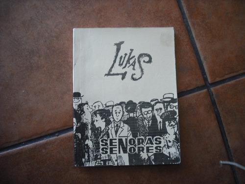 Libro Señoras Señores Humor Grafico De Lucas (153