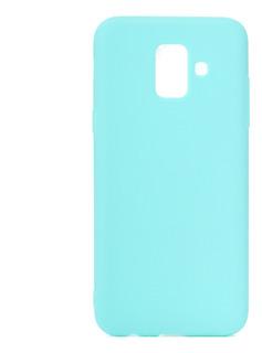 Para Samsung J6 Europeu Edição Adorável Candy Color Matte