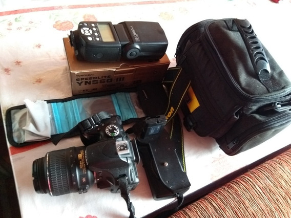 Nikon D5100 Acessórios