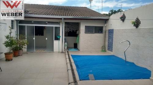Casa 3 Dorm, 300 M² Á Venda Por 450.000,00 Cidade Jardim, Sorocaba - Sp. - 787