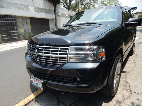 Lincoln Navegator 2013 Blindada Nivel 4 Plus