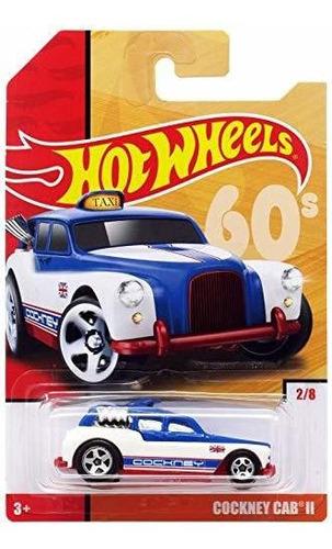 Imagen 1 de 1 de Hot Wheels 2019 Cockney Cab Ii 2/8 Retroceso Serie 60s
