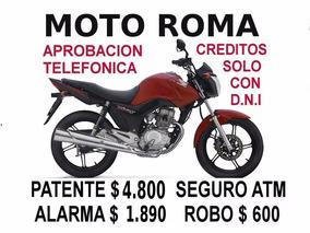 Honda Cg 150 Motoroma