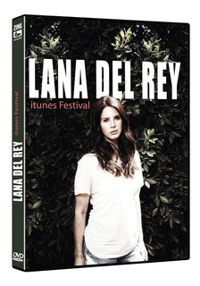 Lana Del Rey Itunes Festival Musical Dvd