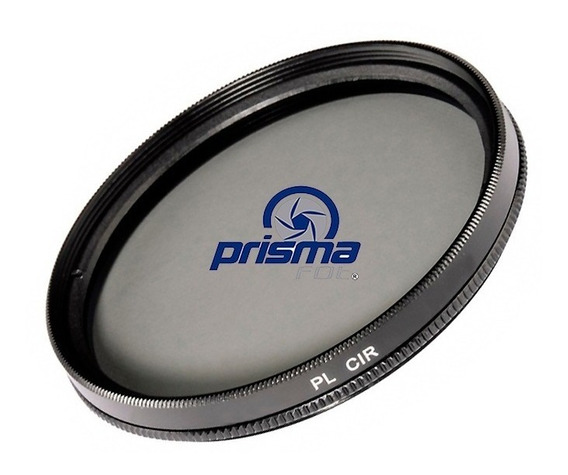 343 Filtro Polarizado De 58mm 58mm / Lente Canon Nikon Uv