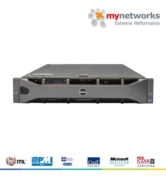 Servidor Dell Poweredge R710 (dual Six Core/64gb Ram/12tb)