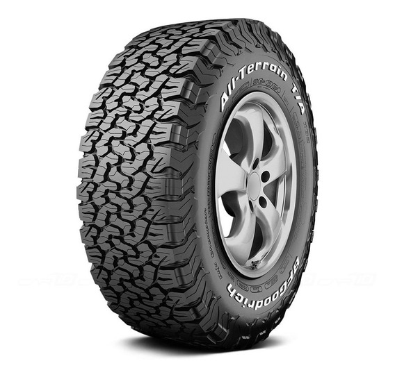 Pneu 265/75 R16 Bf Goodrich All Terrain Ko2 123/120r