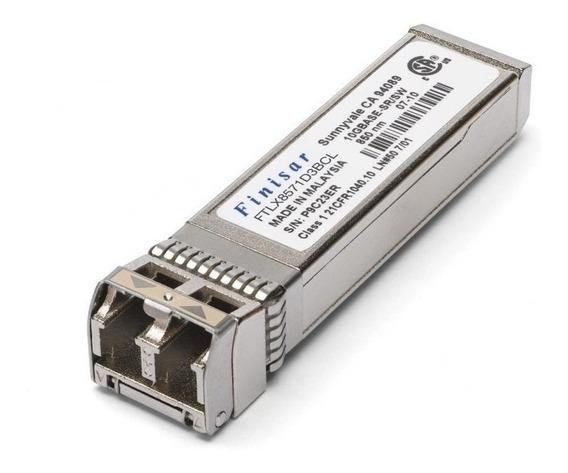 Gbic Ftlx8571d3bcl Sfp+ Finisar 10g Sr Mikrotik X520 Dell
