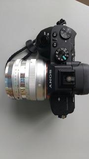 Lente Yashinon Dx 45mm F1.4 Para Sony E Full Frame O Apsc