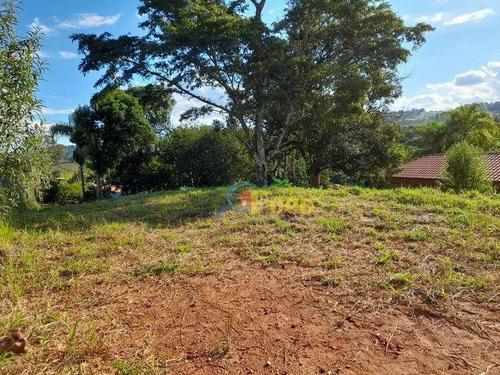 Imagem 1 de 5 de Terreno À Venda, 1000 M² Por R$ 155.000,00 - Loteamento Caminhos Do Sol - Itatiba/sp - Te0646