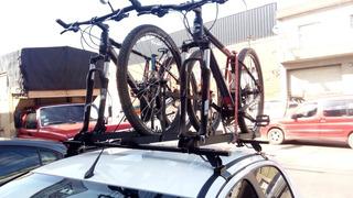 Porta Equipaje Para Dos Bicicletas 29 Completo