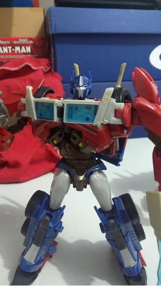 Transformers Prime, Optimus Prime, Bumblebee E Weejeck