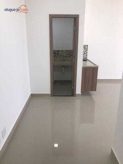 Sala Comercial Para Locação, Jardim São Dimas, São José Dos Campos. - Sa0257