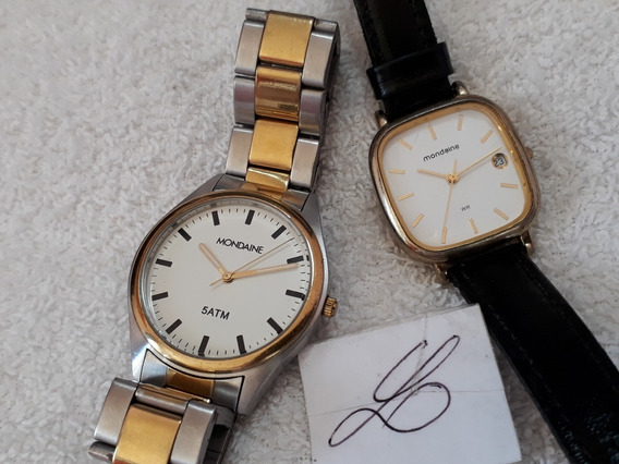 Relógios Mondaine, (2) !