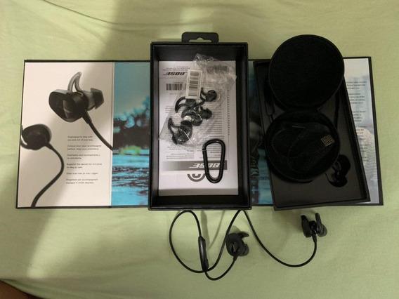 Fone De Ouvido Bose Soundsport Bluetooth