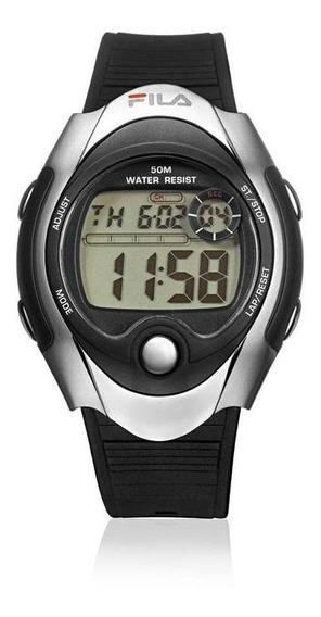 Relógio De Pulso Fila Masculino Cronógrafo Digital Fl339-01