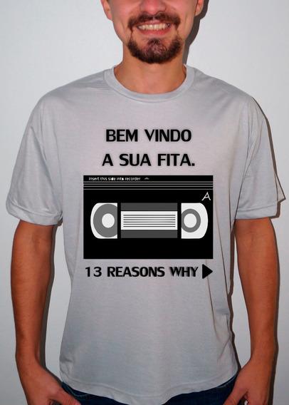 Camiseta Ou Baby Look 13 Reasons