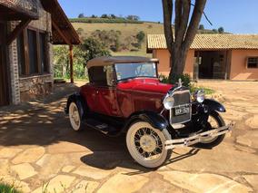 Ford 1929 Baratinha, 100% Original