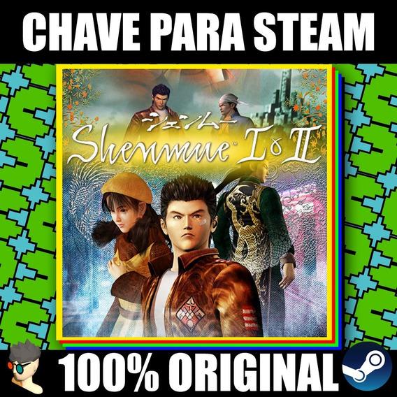 Shenmue I & Ii (steam)