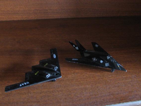 Aviones A Escala ( F117 Y B2 )