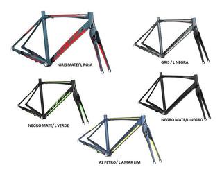 Marcos Bicicletas Gw Flamma Ruta Ciclismo Envio Gratis